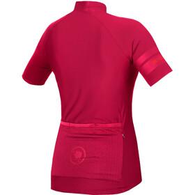 Endura Pro SL II SS Jersey Women, czerwony